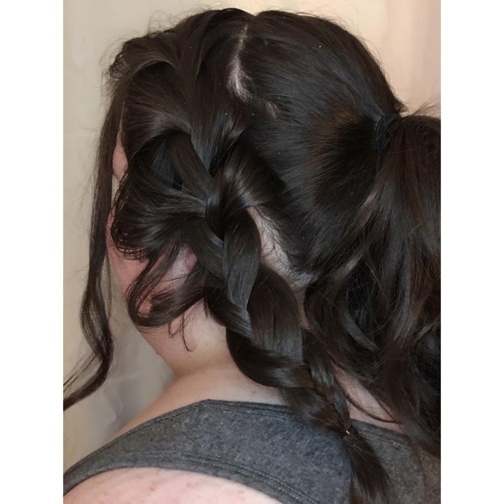 prom hair 1