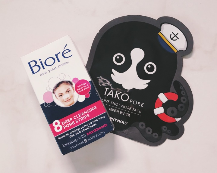 Tony Moly Vs. Biore: Pore Strip Showdown!